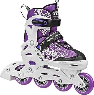 Roller Derby Stryde Girl's Adjustable Inline Skates