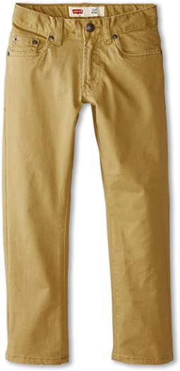 Levi's® Kids 511™ Sueded Pants (Little Kids)