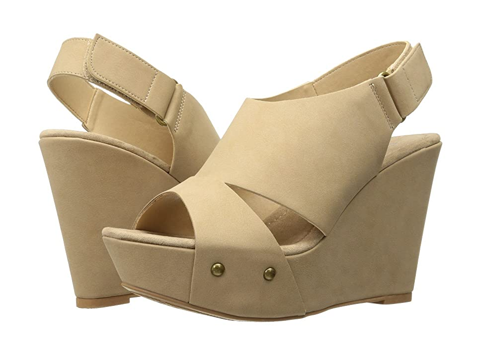 CL By Laundry Cutey (Nude Nubuck) Women