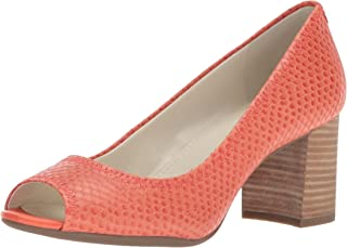 Anne Klein Womens 25030762 Meredith Rp Orange Size: