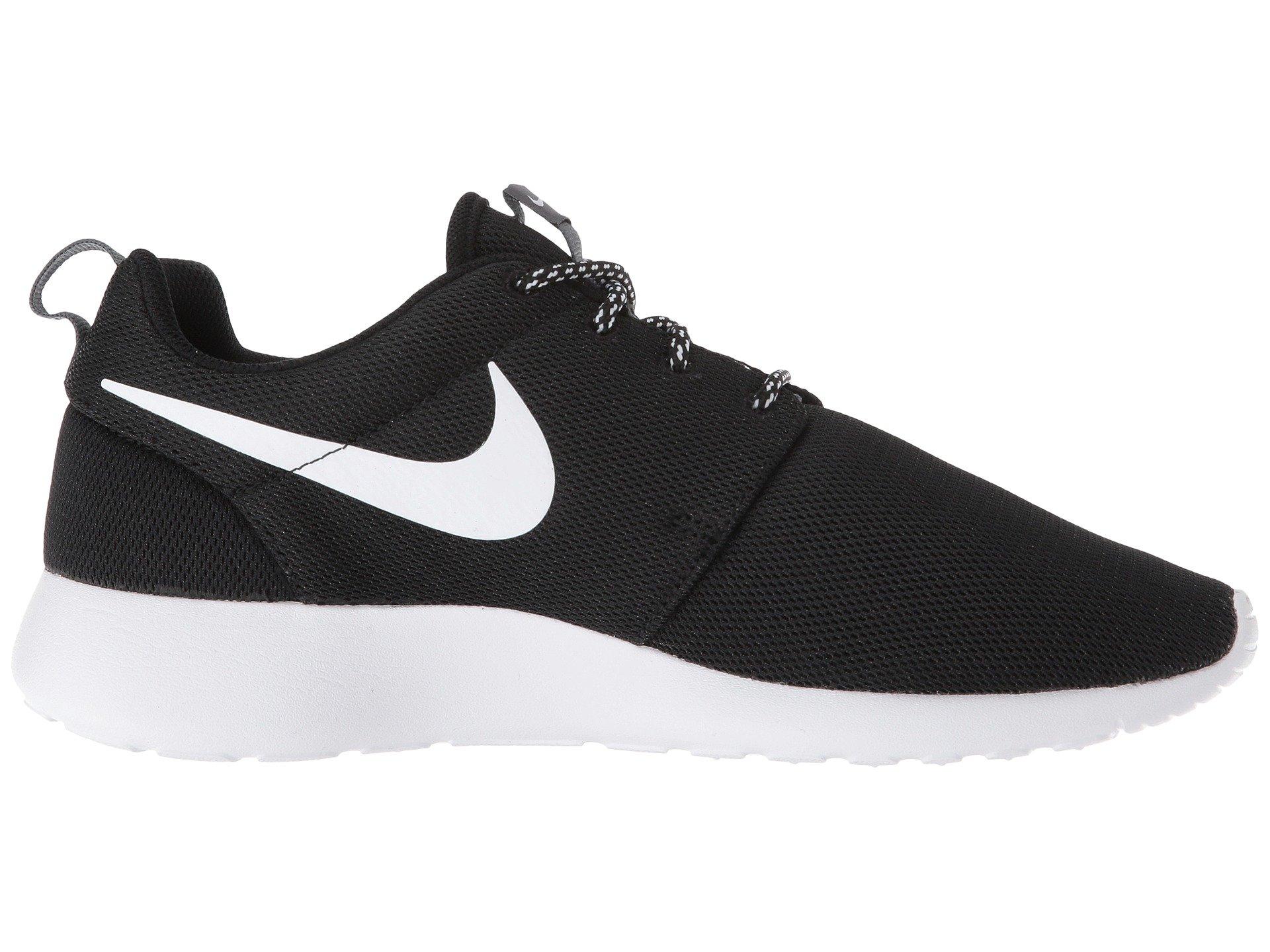 One white Black dark Nike Grey Roshe PAxZxw7