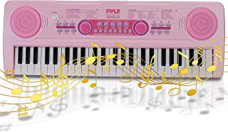 Electric Keyboard Piano for Kids-Portable 49 Key Electronic