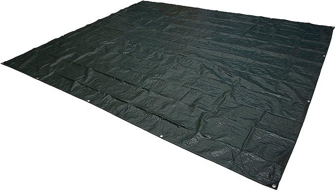 Amazon Basics Waterproof Camping Tarp - Best Reinforced Edges Design