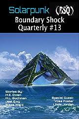 Solarpunk (Boundary Shock Quarterly Book 13) Kindle Edition