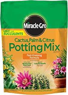 Miracle-Gro Cactus, Palm & Citrus Potting Mix, 8 qt.