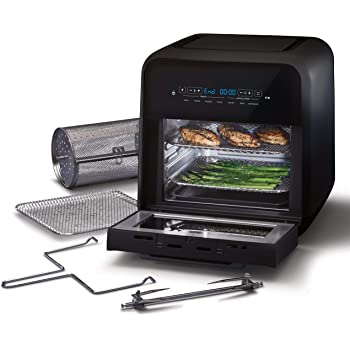 Amazon.com: Magic Chef, MAF105BKD0, convection toaster