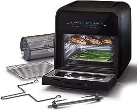 Oster 2086062 Air Fryer Oven & Multi-Cooker, Black