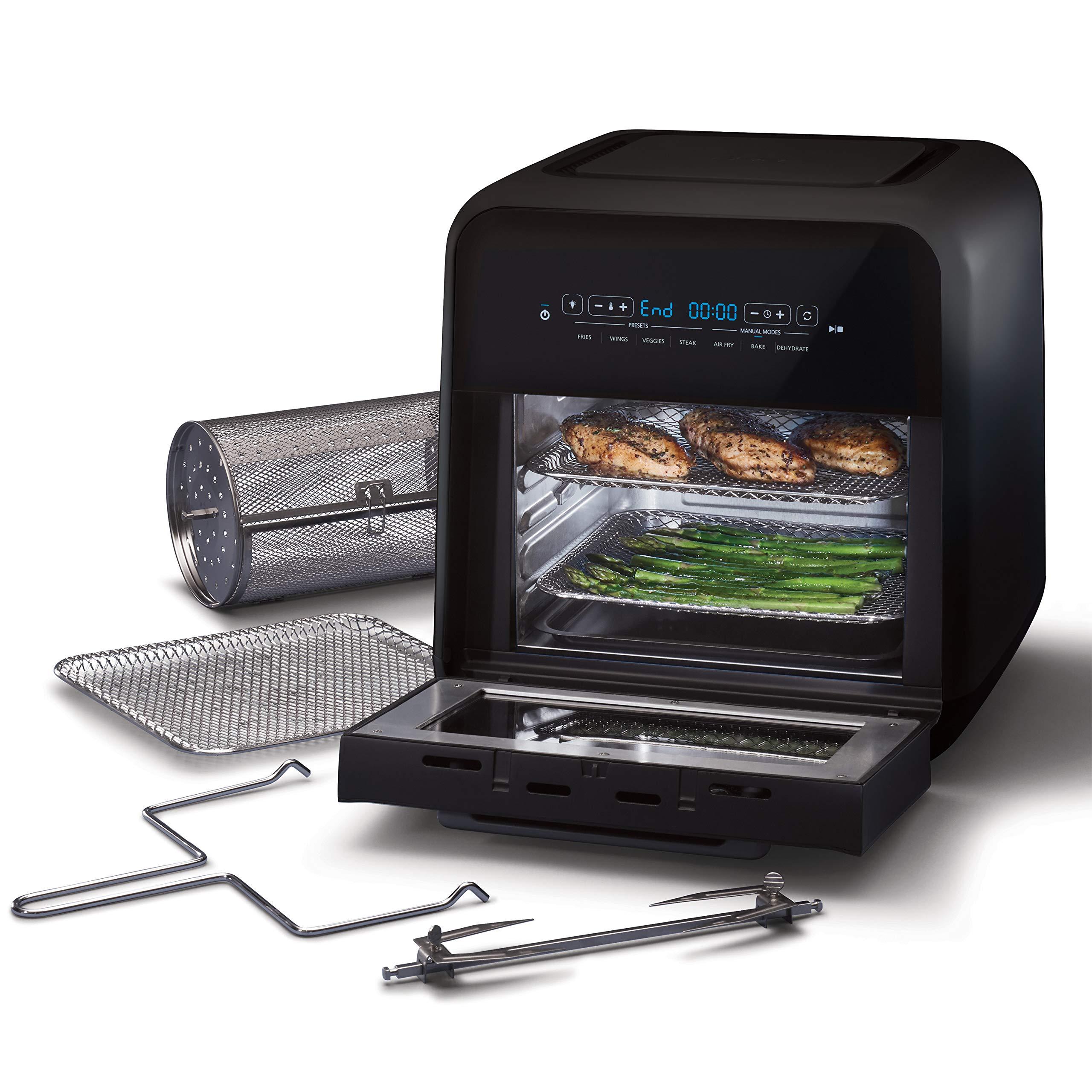 Oster 2086062 Fryer Multi Cooker Black