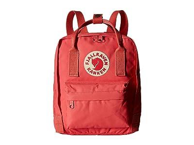 Fjallraven Kanken Mini (Peach Pink) Backpack Bags