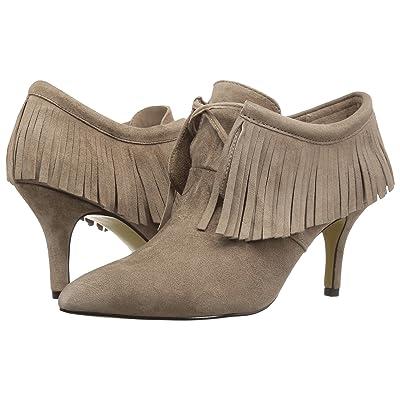 Bella-Vita Diem (Almond Kid Suede Leather) High Heels