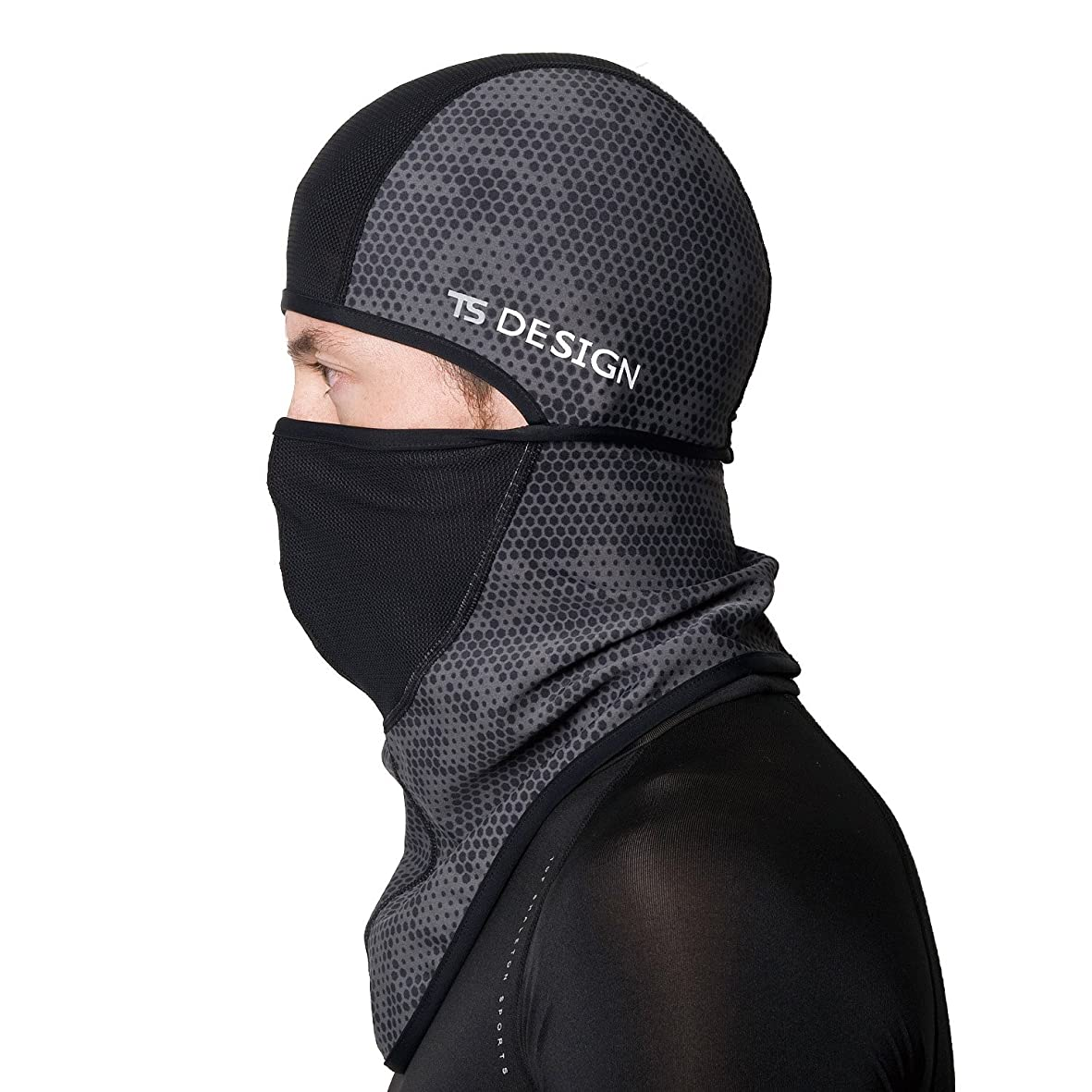 メナジェリー予備コスチュームTS DESIGN バラクラバアイスマスク  84119 ハニカム フリー