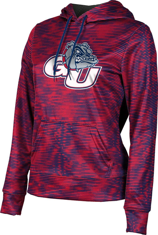 ProSphere Gonzaga University Girls' Pullover Hoodie, School Spirit Sweatshirt (Velocity)