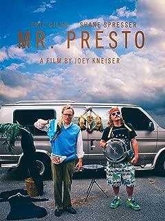 Mr. Presto