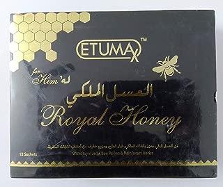 Royal Honey 100% Original - 12 Sachets X 20 gm