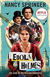 Enola Holmes: The Case of the Missing Marquess - As seen on