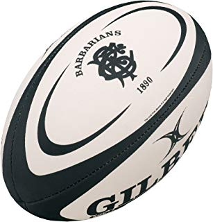 Gilbert Barbarian Replica Rugby Ball - Size 5