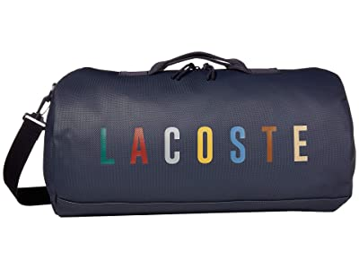 Lacoste L.12.12 Concept Roll Bag (Light Adriatic Blue) Handbags