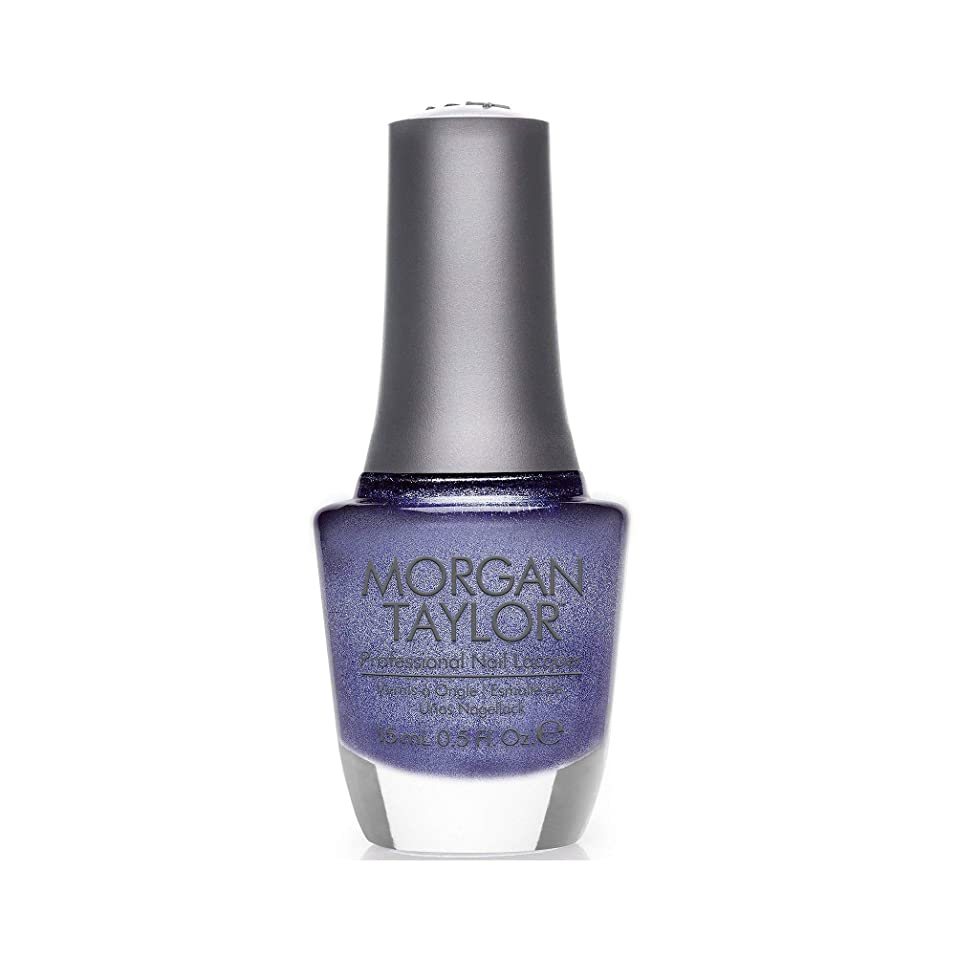 顎伴う騒ぎMorgan Taylor - Professional Nail Lacquer - Rhythm and Blues - 15 mL/0.5oz