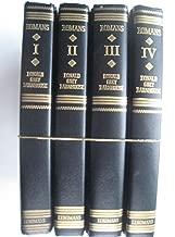 Romans - Four Book Set - Volumes I, II, III, IV (Man's Ruin, God's Wrath - God's Remedy, God's River - God's Grace, God's Freedom, God's Heirs - God's Covenants, God's Discipline, God's Glory)