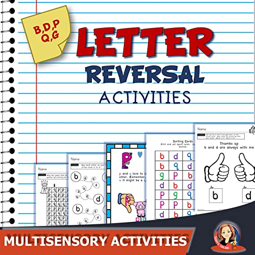 Letter Reversal Activities