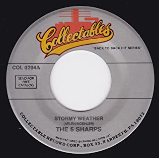 the 5 sharps stormy weather