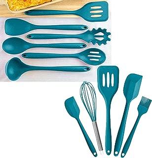 StarPack Value Bundle 0027-6-Pc XL Silicone Kitchen Utensils (13.5