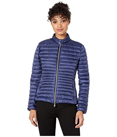 Save the Duck Non Hooded Basic Jacket (Navy) Women