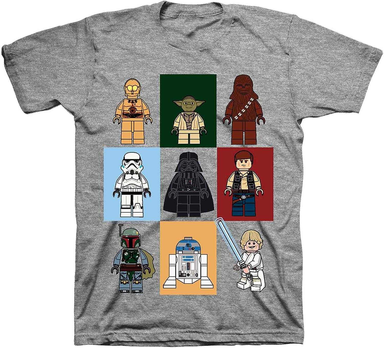 STAR WARS Lego Little & Big Boys Character T Shirt