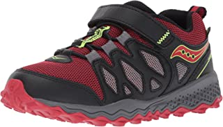 Saucony Peregrine Shield A/C Running Shoe (Little Kid/Big Kid)