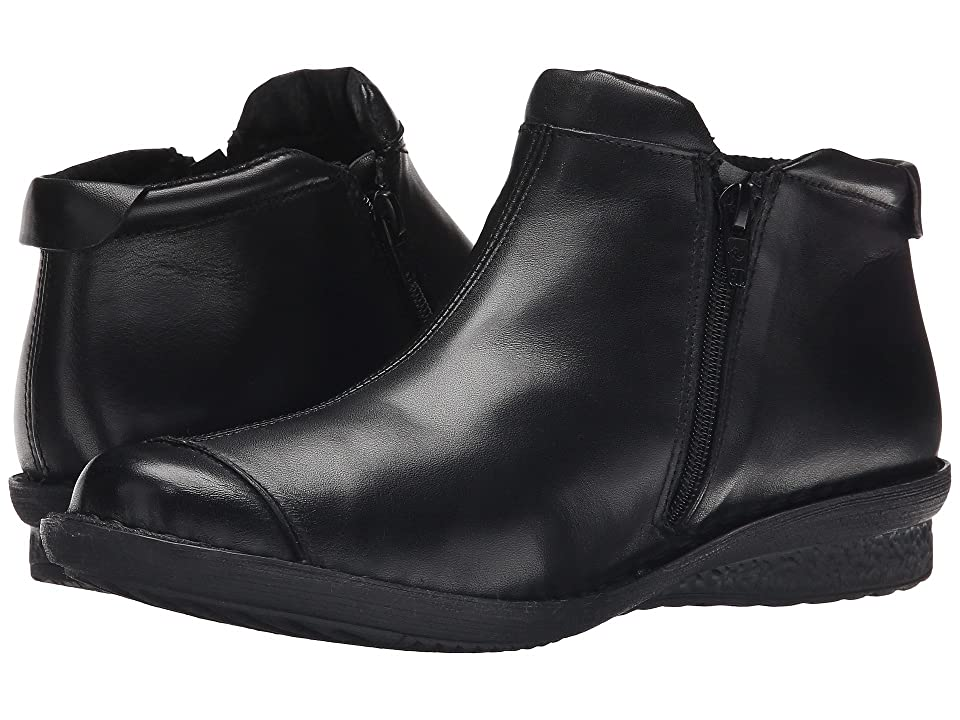 David Tate Euro (Black Calf) Women