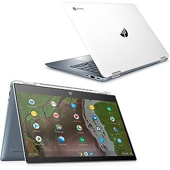 Google ノートパソコン HP Chromebook x360 14 Core i3 14インチ フルHD IPSタッチディスプレイ 英字キーボード(型番:7EW41PA-AAAA)