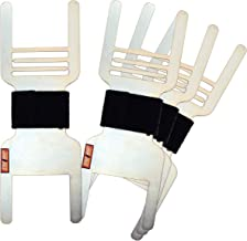 Strap Wrap Organizer - 4-Pack - Ratchet Cargo Tie-Down Strap Storage - Manages Strap During Use Too! (4, for 3