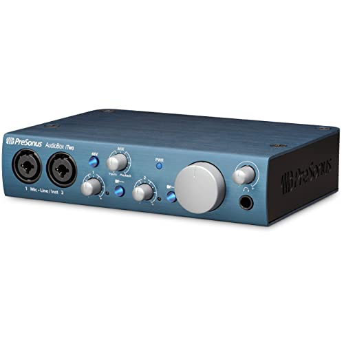 Presonus iTwo USB-Audio-Interface für Apple iPad/Mac/PC