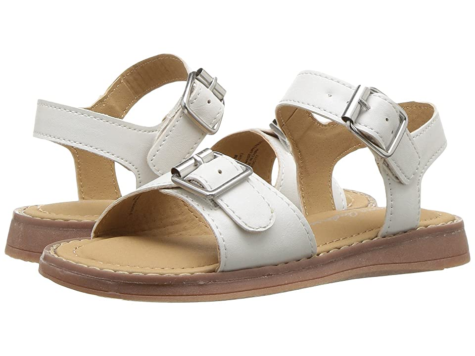 Hanna Andersson Caty (Toddler/Little Kid/Big Kid) (Hanna White) Girls Shoes