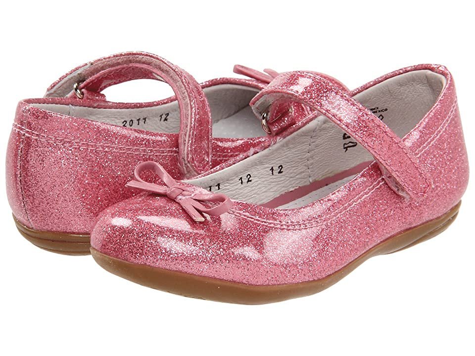 Kid Express Josie (Toddler/Little Kid/Big Kid) (Pink Glitter Patent) Girl