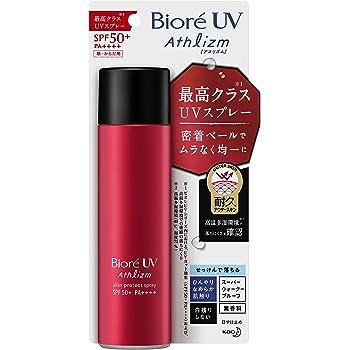 ビオレ UV アスリズム スキン プロテクト スプレー 日焼け止め 90g SPF50+ / PA++++ 40℃・湿度75% の過酷な環境にも耐える密着透明UVスプレー 無香料