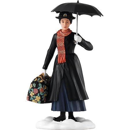 Disney, Figura de Mary Poppins con paraguas, Enesco