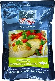 Food for Friends Premium White Basa Fillet, 1kg - Frozen