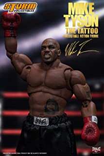 Storm Collectibles The Tattoo Mike Tyson 1:12 Action Figure