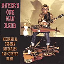 Mechanical One-Man Bluegrass and Country Music