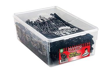 Haribo Mega Torcidas Negras (200u)
