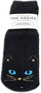 Bath & Body Works The Cozies Collection Shadow The Cat Shea Infused Socks