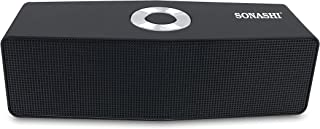 Sonashi Portable Rechargeable Bluetooth Speaker Black SBS-710