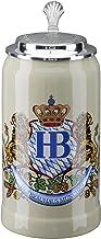 HB Hofbräuhaus München tysk ölmugg München HB mugg 1 liter King Werk KI 1000056