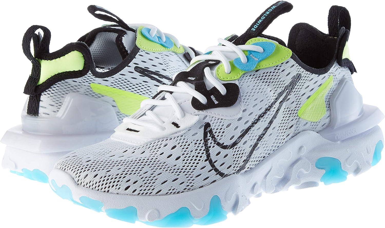 Nike React Vision Ww, Chaussure de Course Homme : Amazon.fr ...