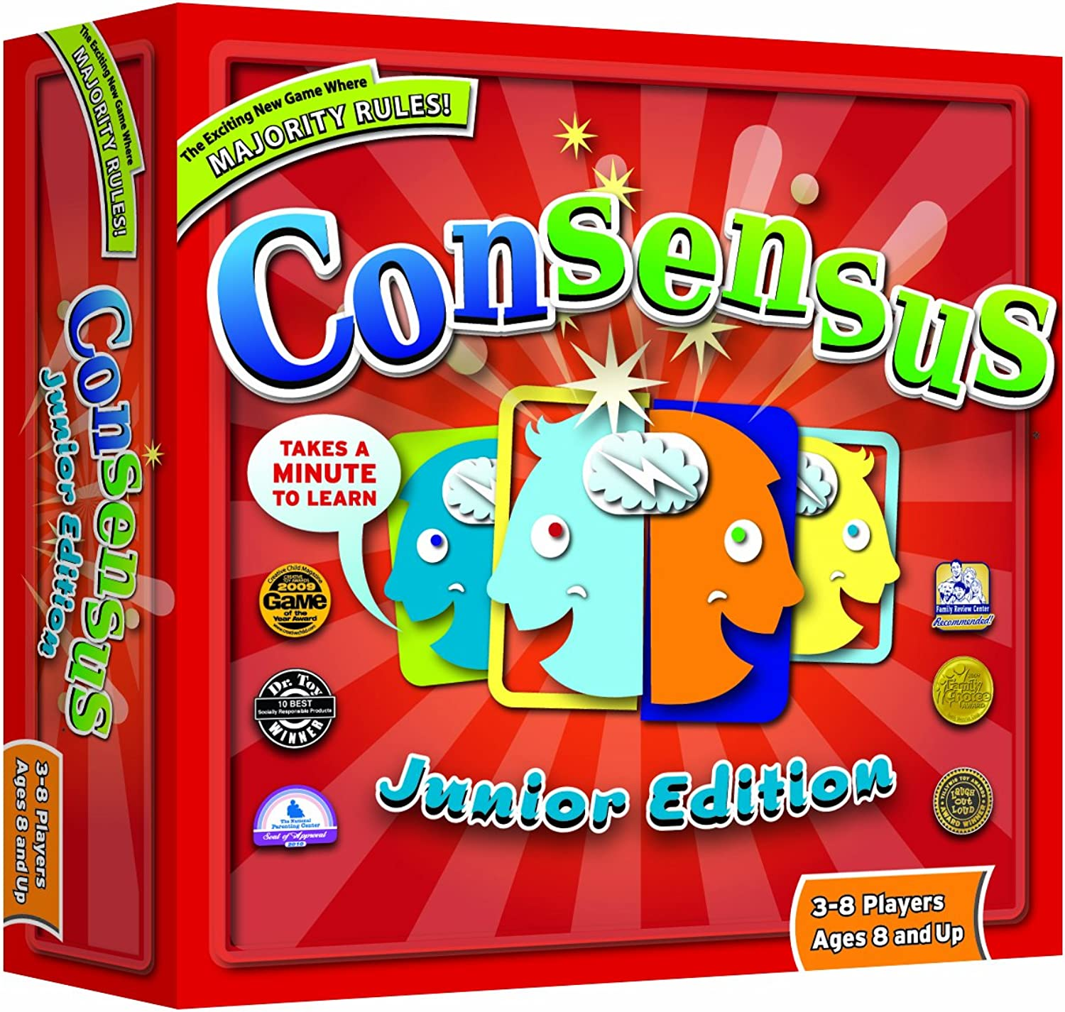 Mind of Logic Consensus Game (Junior Edition)