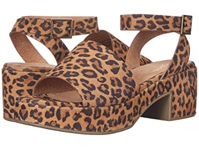 Seychelles Calming Influence (Leopard Leather) Women