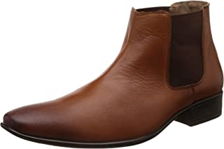 Auserio Men's Leather Boots