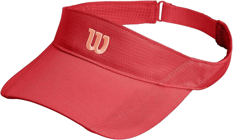 与え Wilson Unisex Ultralight Visor Rush 捧呈 Knit
