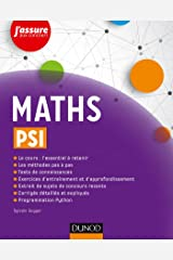 Maths PSI Paperback